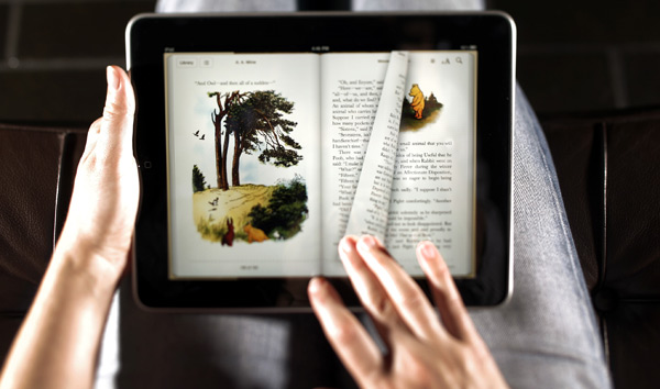 With Technology Makeover, Children's Books Become More ...