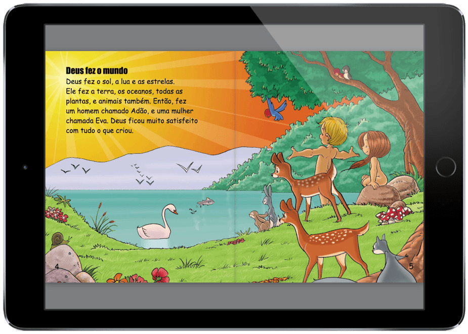 Children's eBook Publishers | Interactive & Fixed Layout ...