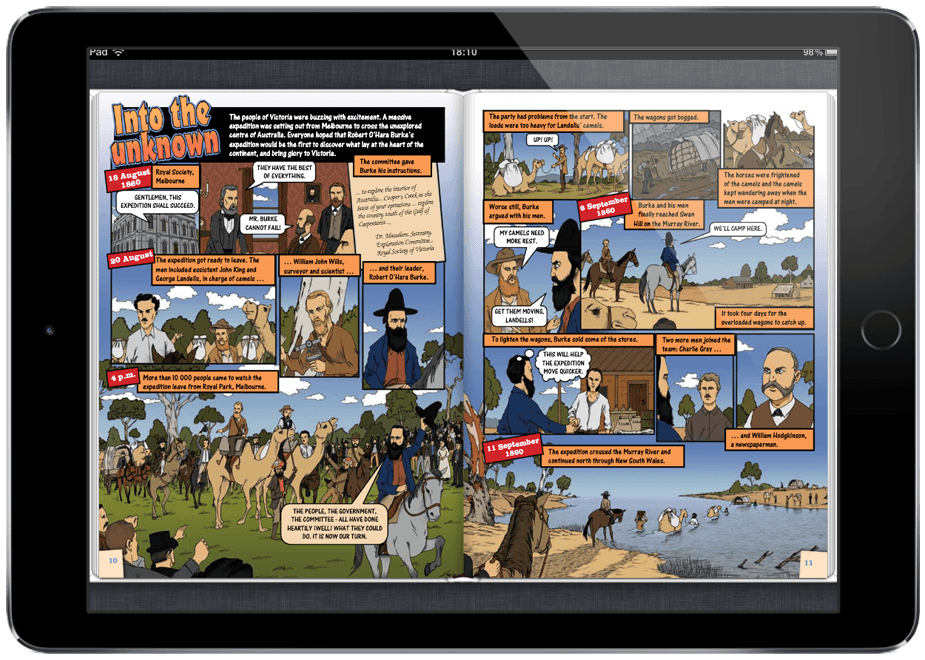 Case Study: Fixed Layout ePub Conversion of Highly Visual Titles